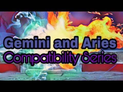 Gemini And Aries Compatibility