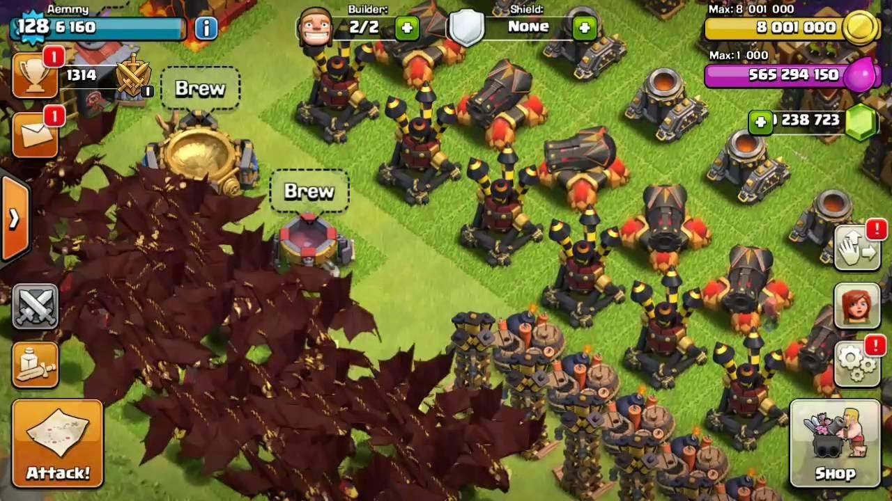 Coc mod apk download free | Clash of Clans Hack APK [Latest
