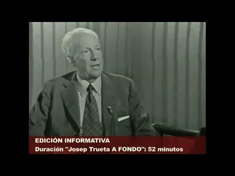 TRUETA, Josep - A FONDO (EDICIÓN INFORMATIVA)