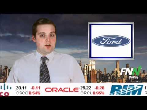 Ford Recalls Over 100,000 Focus 2012 Models