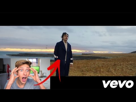 HARRY STYLES SIGN OF THE TIMES MUSIC VIDEO REACTION! (BIG FAN)