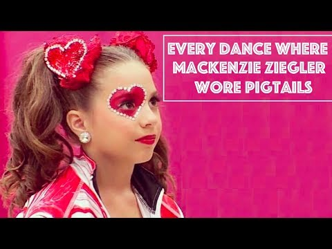 Dance Moms: Every Dance Where Mackenzie Wore Pigtails