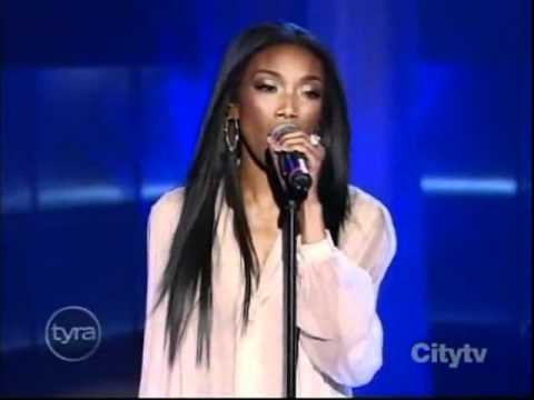 Brandy   Long Distance (Tyra Banks Show Live)