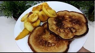 Nutty Fruity Pancake