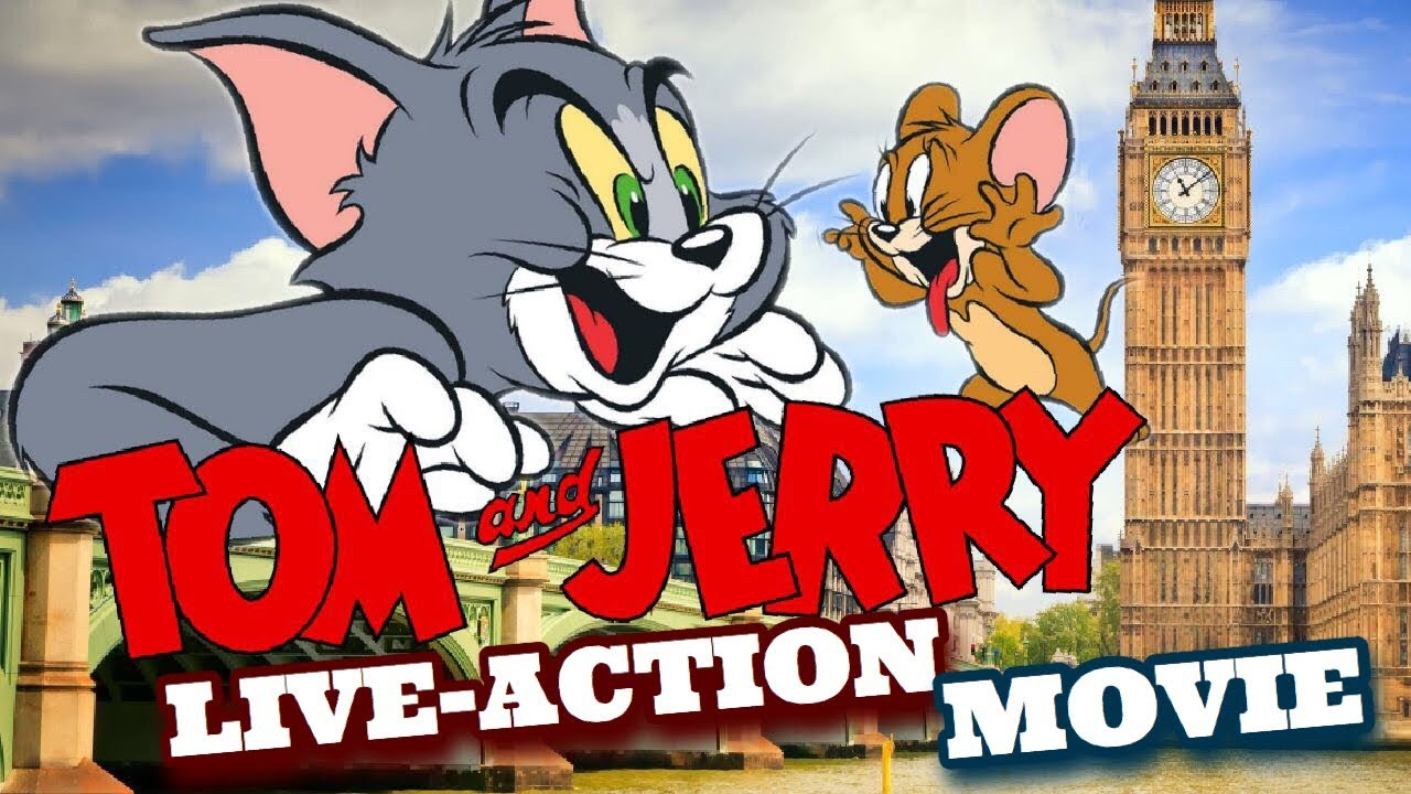 Image result for Tom & Jerry live action
