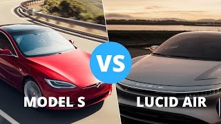 Tesla Model S Vs Lucid Air: A Compelling EV Newcomer With an Attractive Price