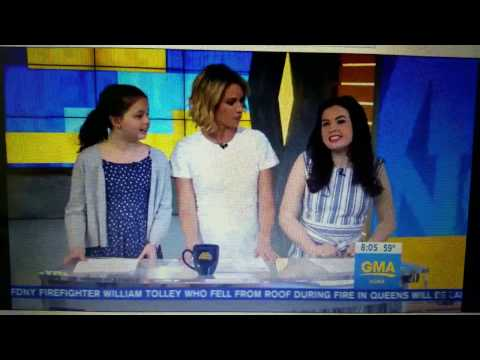 Amy Robach's Daughters
