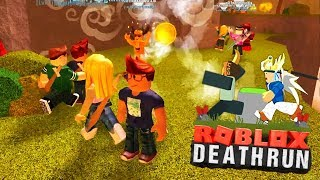 ROBLOX: Deathrun - Last One There Is A Rotten Egg... [Xbox One Gameplay, Procédure pas à pas]