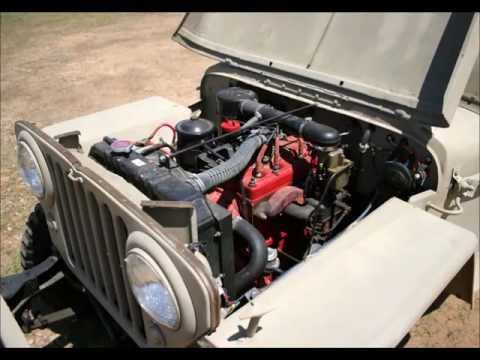 Willys Jeep Parts available at www.midwestjeepwillys.com - YouTube