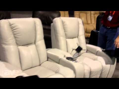 CEDIA 2013: Palliser Details its Furniture Media Set