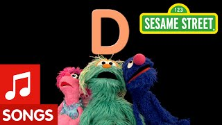 Sesame Street: Letter D (Letter Of The Day)