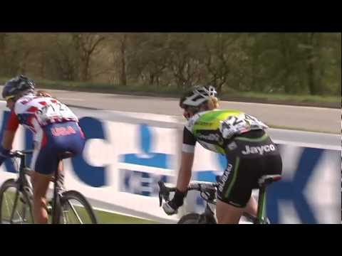 Highlights of the 2012 UCI Women's Road World Cup