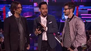 LINKIN PARK - Best Alternative Rock Band Winner (AMA's 2017)