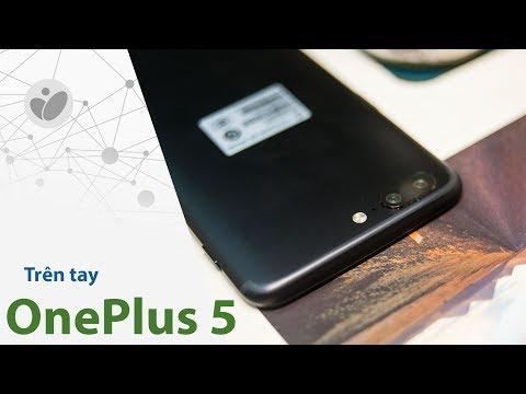 Tnhte.vn | Trên tay OnePlus 5