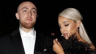Ariana Grande Makes FIRST Public Appearance in 6 Months with Boyfriend Mac Miller at a Special Event