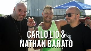 Video Carlo Lio & Nathan Barato On Love This City TV Powered By Newegg Canada download MP3, 3GP, MP4, WEBM, AVI, FLV Maret 2018