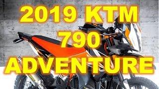 2019 KTM 790 Adventure, Three versions of the 790 Adventure in development