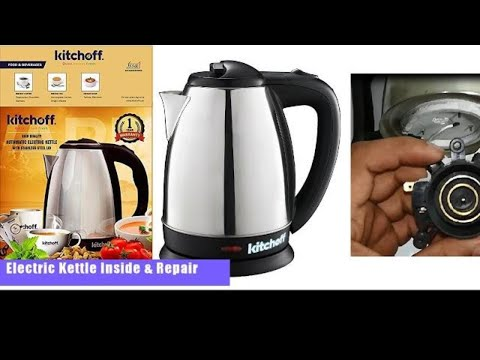 Electric Kettle Repair and unboxing