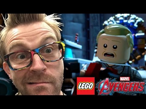 LEGO Marvel Avengers - 30 Minute Developer Chat