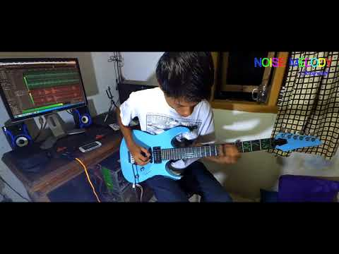 Mahal-Meggy Z Guitar Cover Instrument By Hendar