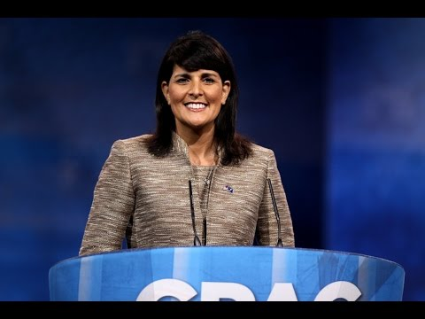 Trump considering SC Gov  Nikki Haley for secretary of State  reports