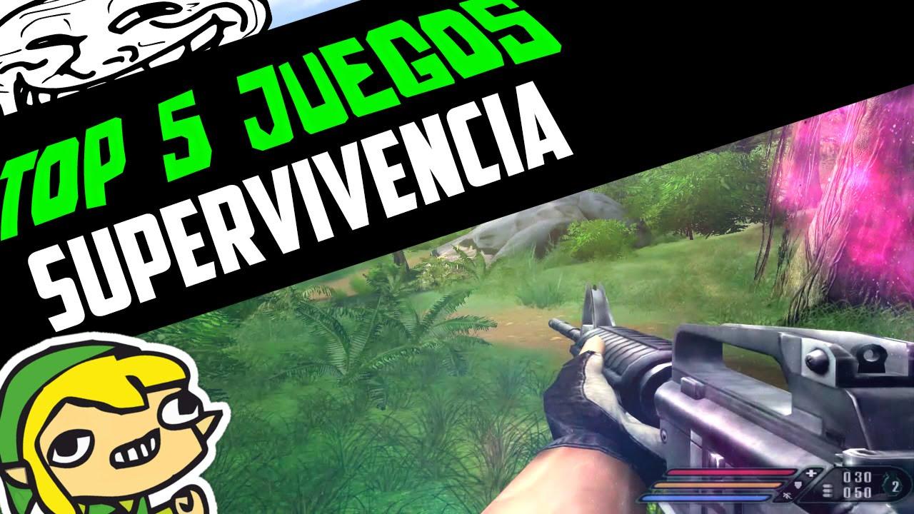 TOP 5 DE JUEGOS DE SUPERVIVENCIA PARA PC DE POCOS ...