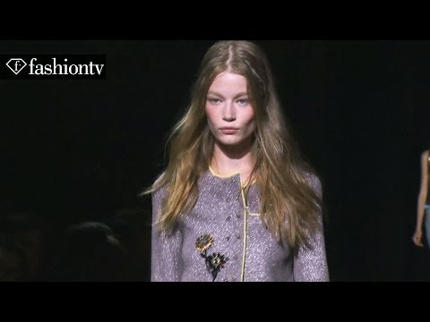 First Faces: Paris Fashion Week Spring/Summer 2014: Part 2 | Paris Fashion Week PFW | FashionTV