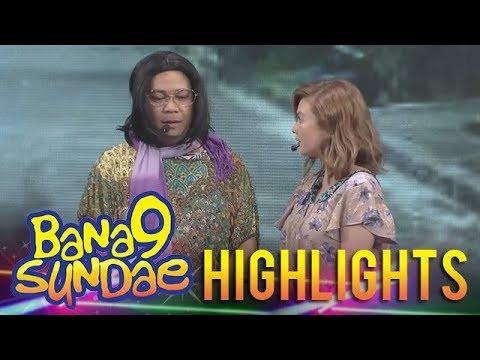 Banana Sundae: The Singing Neighbor