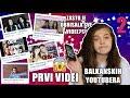 Download PRVI VIDEI Balkanskih Youtubera 2   REAKCIJA MP3 song and Music Video