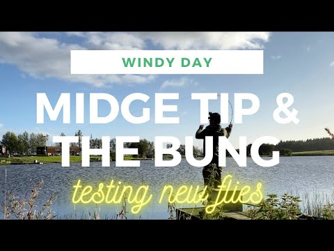 Midge Tip & The Bung - Stillwater Fly Fishing At Rosslynlee