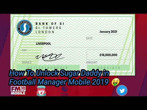 apk football manager mobile 2019