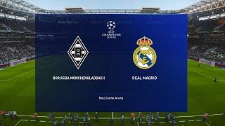 #realmadrid #gladbach #realgladbach #championsleaguereal madrid vs borussia moenchengladbach   uefa champions league 2020/21real moencheng...