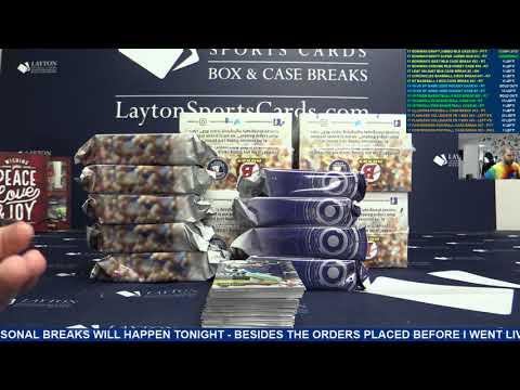 2017 Bowman Draft Baseball SUPER JUMBO 6 Box Case Break #13 – RANDOM TEAMS
