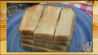 Rick Cooks!  Judy's Amazing & Simple Garlic Toast ~ Rick's Tips Diy