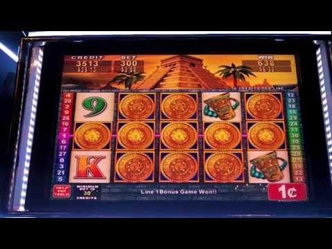 Roman Tribune Konami Slot Machine Bonus Win I Plus Retr