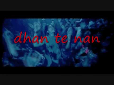 Dhan te Nan with Lyrics