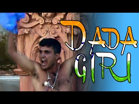 Sourav Ganguly Thug Life Compilation ● DadaLife ● DadaGiri (HD) ● Top 8