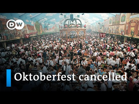 Germany's Munich Oktoberfest cancelled due to Coronavirus | DW News