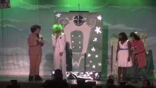 So You Wanted to Meet the Wizard, Riverhead High School performs The Wiz 2014