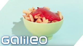 Wie entsteht Tomatenketchup? | Galileo | ProSieben