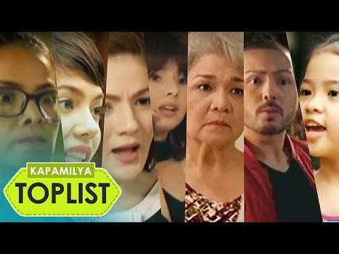 Download Kapamilya Toplist: 7 Most Hated Villains in 'Doble Kara'