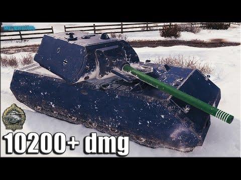 Шотный МАУС творит ЧУДЕСА ✅ World of Tanks Maus лучший бой