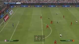 Pro Evolution Soccer 2016 PC Gameplay (1440p 60 FPS)