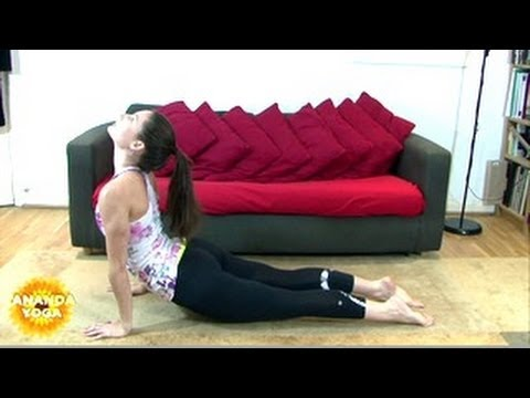yoga for beginners  sun salutation b beginners yoga  youtube