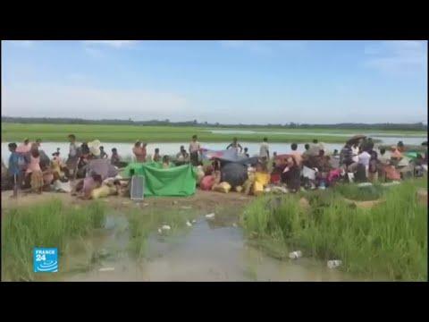 مخيمات بنغلادش أصبحت ملأى ولا يمكنها استقبال المزيد من الروهينغا  - نشر قبل 1 ساعة