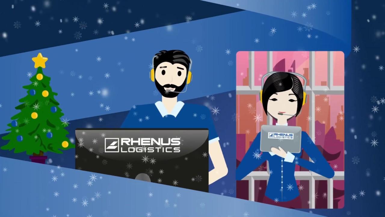 Rhenus Weihnachtsfilm - Ein Film von deinerklaerfilm.de - YouTube