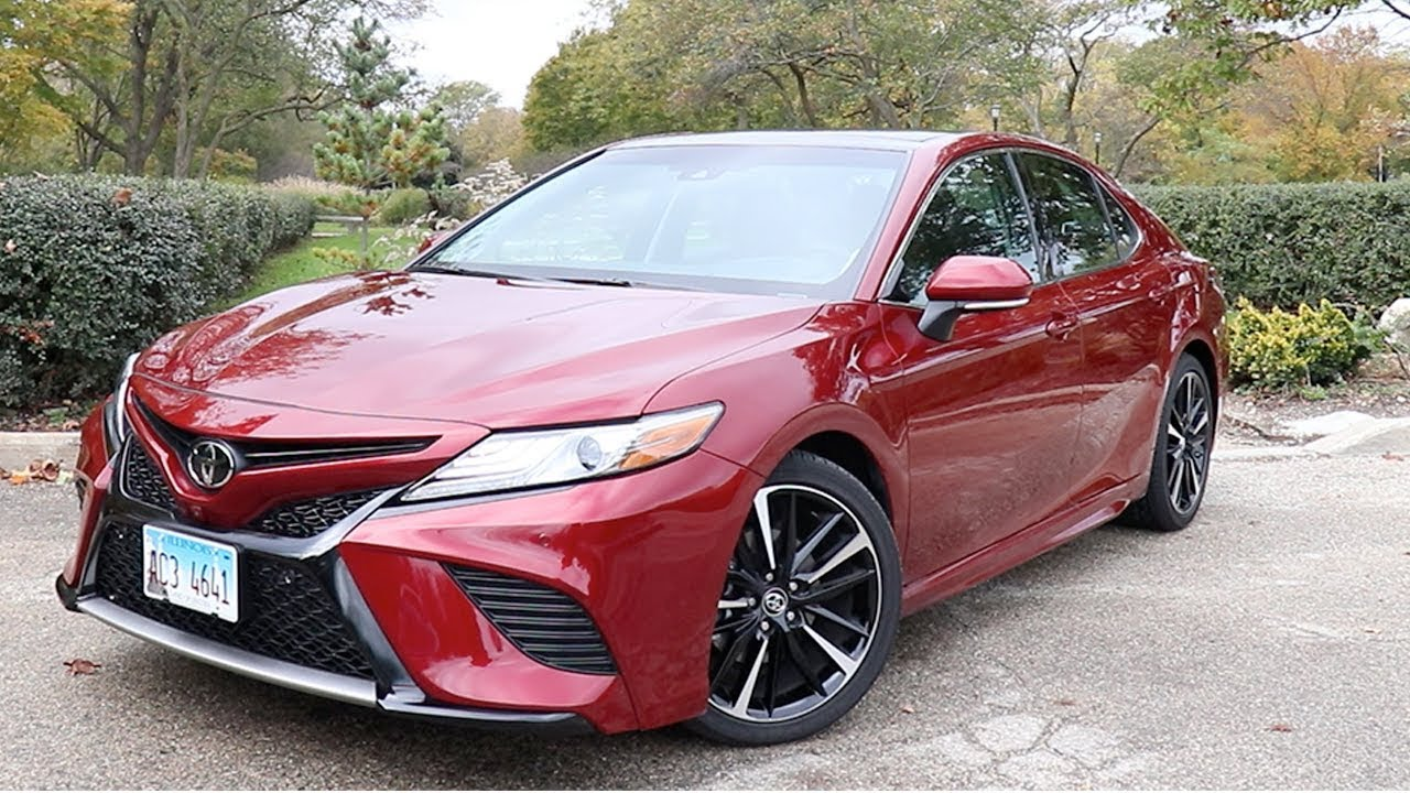 2018 toyota camry the best selling car in the usa reborn youtube. Black Bedroom Furniture Sets. Home Design Ideas