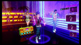 I gotta feeling - Dance Central dlc  100%