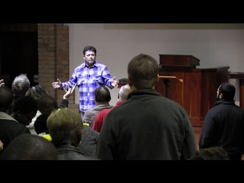 Curry Blake At LIFE Mission - 7/8 Healing Service