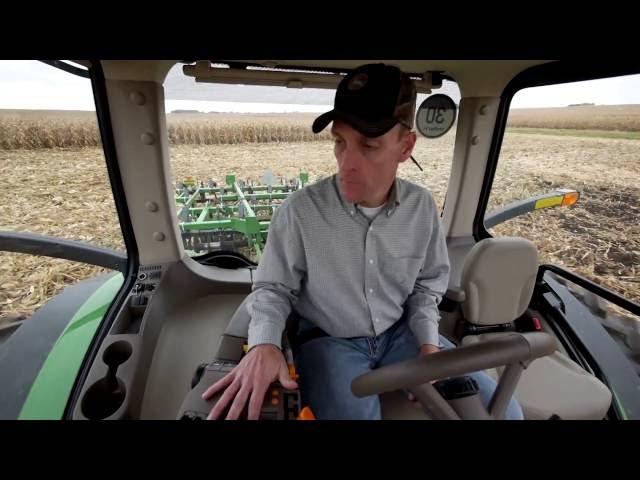 John Deere - Funcionamiento e23/e18 - Entender la anticipación de carga
